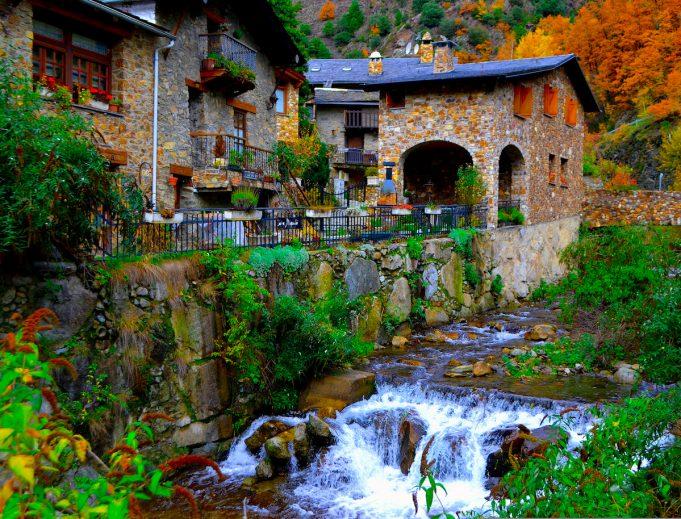 Andorra gezilecek tarihi yerler