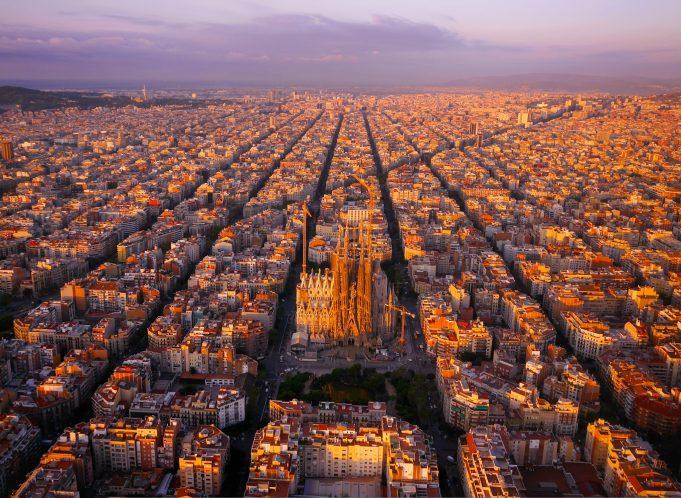 Barcelona gezilecek tarihi yerler
