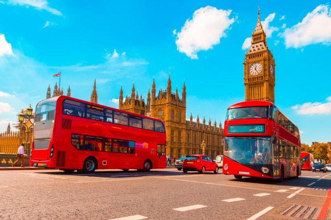 Londra gezilecek tarihi yerler
