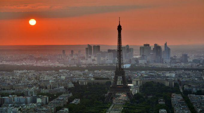 Paris'in Tarihi Yerleri