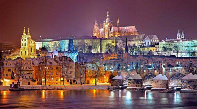Prag'ın Tarihi Yerleri