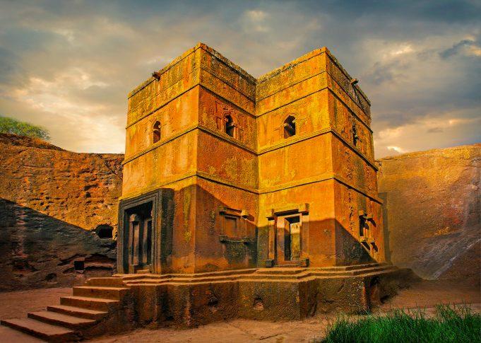 Etiyopya'nın Tarihi Yerleri