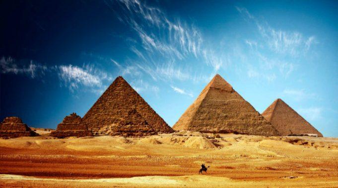Mısır'ın Tarihi Yerleri