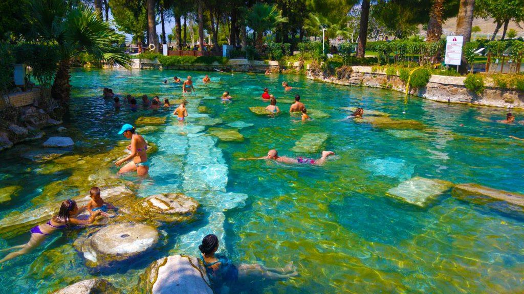 antik havuz
