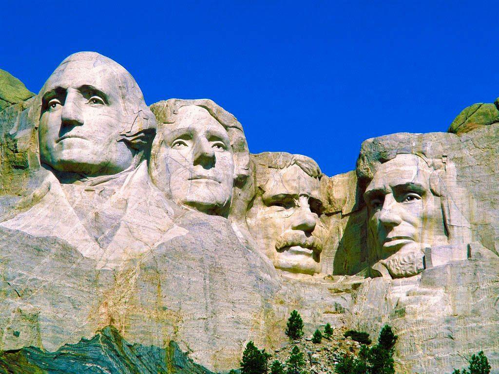 rushmore dağ anıtı