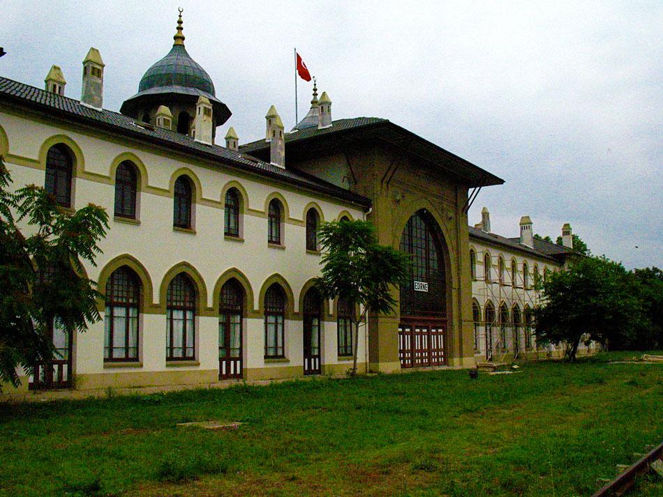 edirne-istasyonu