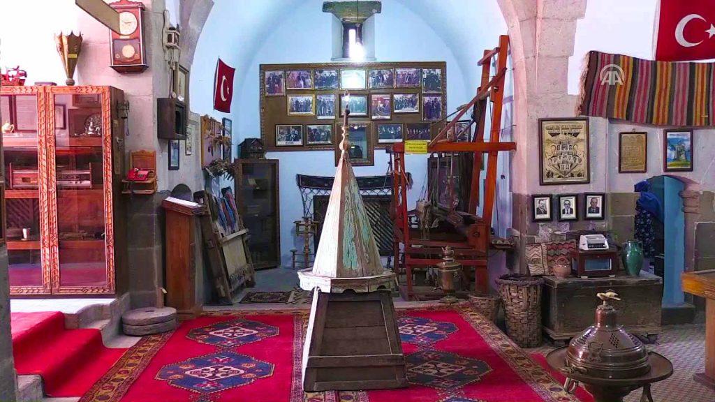 Ahi-evran-muzesi