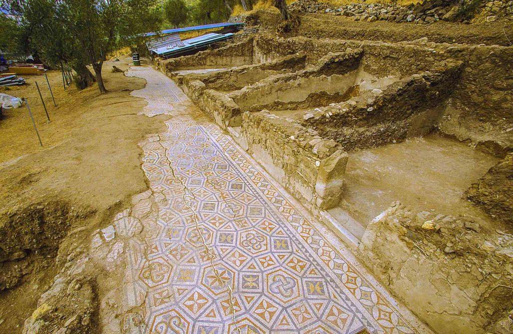 Balıkesir antandros antik kenti