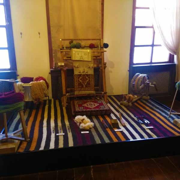 uşak halı ve kilim müzesi