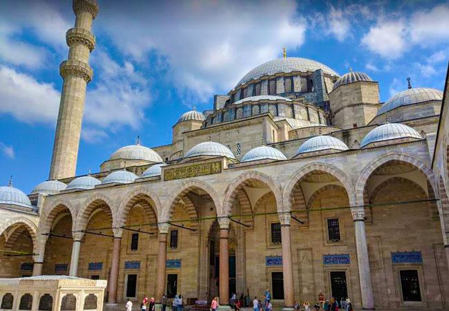 Süleymaniye Cami Hakkında Bilgi